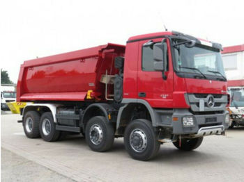 Самосвал Mercedes-Benz Actros 4141 8x6 4 Achs Muldenkipper 3x Pedale (T