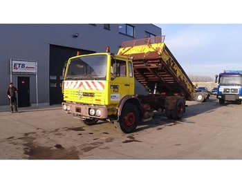 Renault G 230 Manager (GRAND PONT / SUSPENSION LAMES / POMPE MANUELLE) - самосвал
