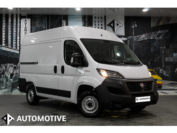 FIAT Ducato Fg 30 L1H2 120CV Pack Aire - цельнометаллический фургон