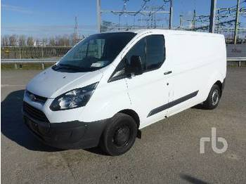 FORD TRANSIT CUSTOM 105T290 - цельнометаллический фургон