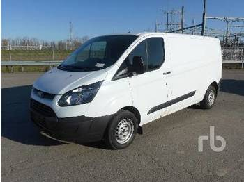 FORD TRANSIT CUSTOM 130T290 - цельнометаллический фургон