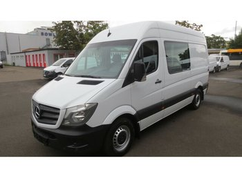 Цельнометаллический фургон MERCEDES-BENZ Sprinter 316 CDI Mixto top Ausstattung