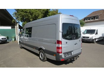 Цельнометаллический фургон MERCEDES-BENZ Sprinter II 316 CDI Maxi Mixto mit 3,5 to AHK