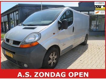 RENAULT Trafic 1.9 dCi L2 H1 marge - цельнометаллический фургон