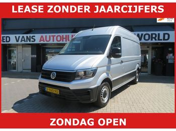VOLKSWAGEN Crafter 35 2.0 TDI L3H3 Highline 140 pk - цельнометаллический фургон