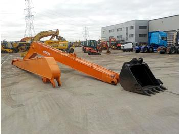 1 Set Used 70ft Long Boom & Arm Set, New Bucket for Hitachi ZX330 Excavator - стрела