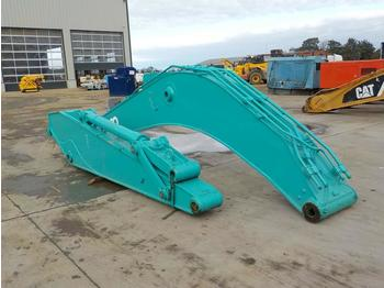 1 Set of Standard Boom & Arm to suit Kobelco SK200-8 Excavator - стрела