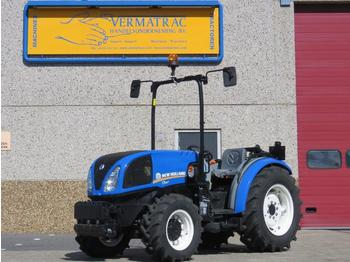 New Holland T3.80F - колёсный трактор
