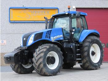 New Holland T8.390 - колёсный трактор