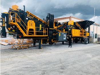 FABO MTK-65 MOBILE CRUSHING PLANT FOR SAND PRODUCTION - дробилка