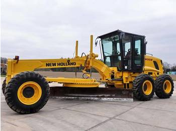 New Holland RG200B New tires / good working condition  - грейдер