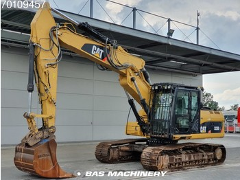Caterpillar 323D L All functies and bucket with tips - гусеничный экскаватор