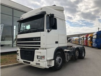 DAF 95XF.430 6x2 EURO2 MANUAL - тягач