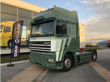 DAF 95XF.480 SSC EURO2 MANUAL + INTARDER FULL EXTRA *TOP* - тягач