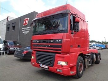 DAF 95 XF 430 6x2 manual - тягач