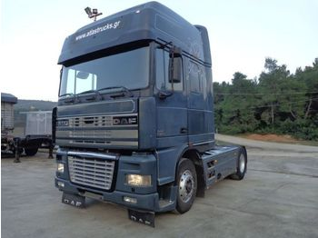 DAF DAF XF.480 SUPER SPACE -MANUEL WITH INTARDER - тягач