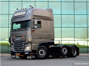 Тягач DAF XF 460 FTG EURO 6 TOP CONDITION 6X2 FROM HOLLAND