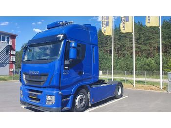 IVECO 480 Retarder German Truck - тягач