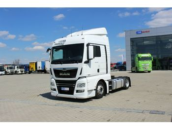 MAN TGX 18.500,LOWDECK,EURO 6,SECON.AIR CONDITIONING  - тягач