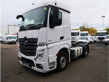 MERCEDES-BENZ Actros 1845 Streamspace Voith L954083 - тягач