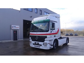 Mercedes-Benz Actros 1841 (VERY GOOD CONDITION / EPS-GEARBOX WITH CLUTCH / MP2) - тягач