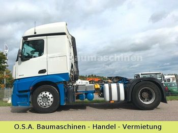 Mercedes-Benz Actros 1843**erster HAND!**Kipphydr.**ab 328€/mt  - тягач