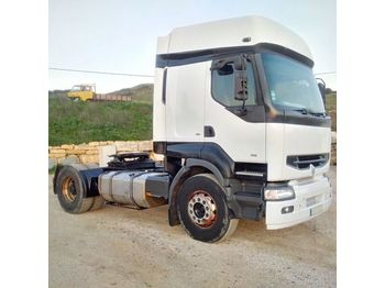 RENAULT Premium 385 left hand drive 469108 Km hub reduction Euro 2 - тягач