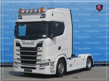 Тягач Scania 450S A4X2NA | SCR ONLY | RETARDER | DIFF | ACC | STAND ALONE AIRCO |